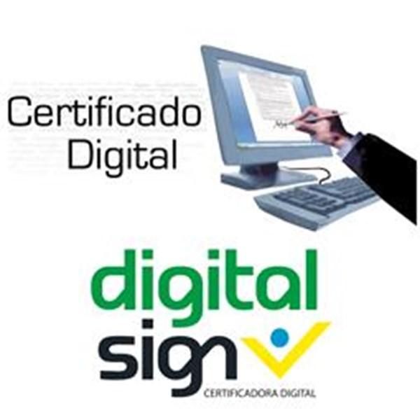 DIGITAL SIGN - CERTIFICAÇÃO DIGITAL